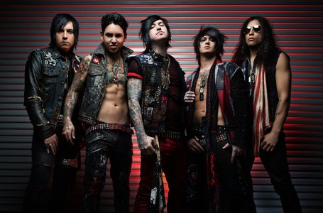 Escape The Fate | List...