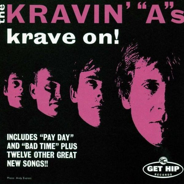 The Kravin As | Listen and  Stream Free Music, Albums, New Releases, Photos, Videos