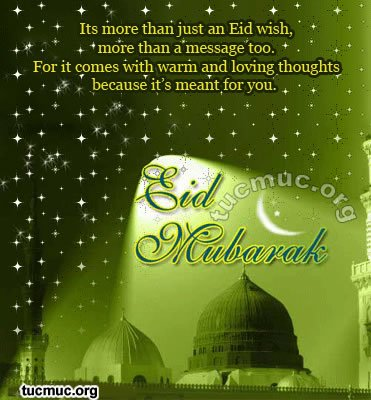 Eid-Ul-Fitr-Mubarak Greetings