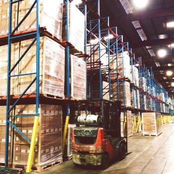 Temperature controlled warehouses preserve the integrity and quality of goods