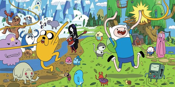 'Adventure Time' is Headed to the Movies