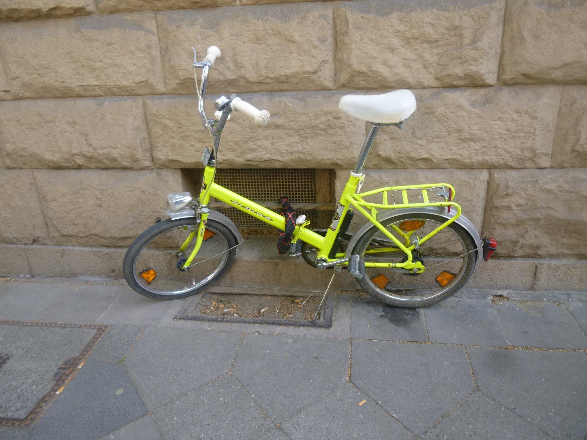 Fahrrad - faltbar