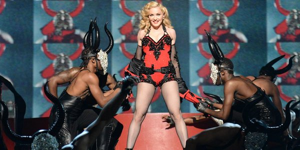 Madonna Books Week-Long Residency on 'The Ellen Show'