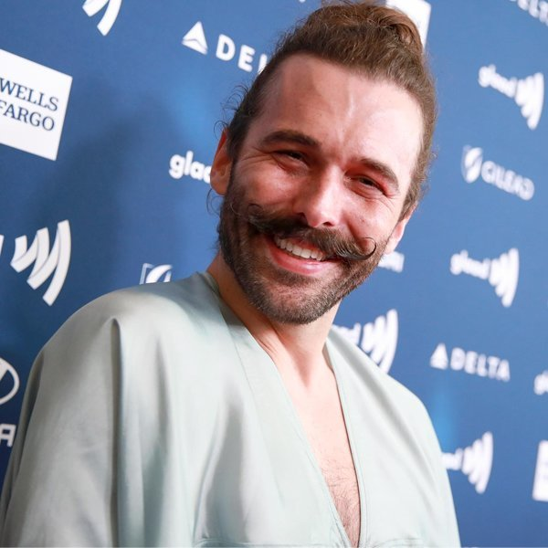 Queer Eye star Jonathan Van Ness says he'll be even more unfiltered during his comedy tour