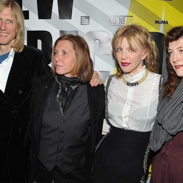 Courtney Love teases Hole reunion with rehearsal session in LA