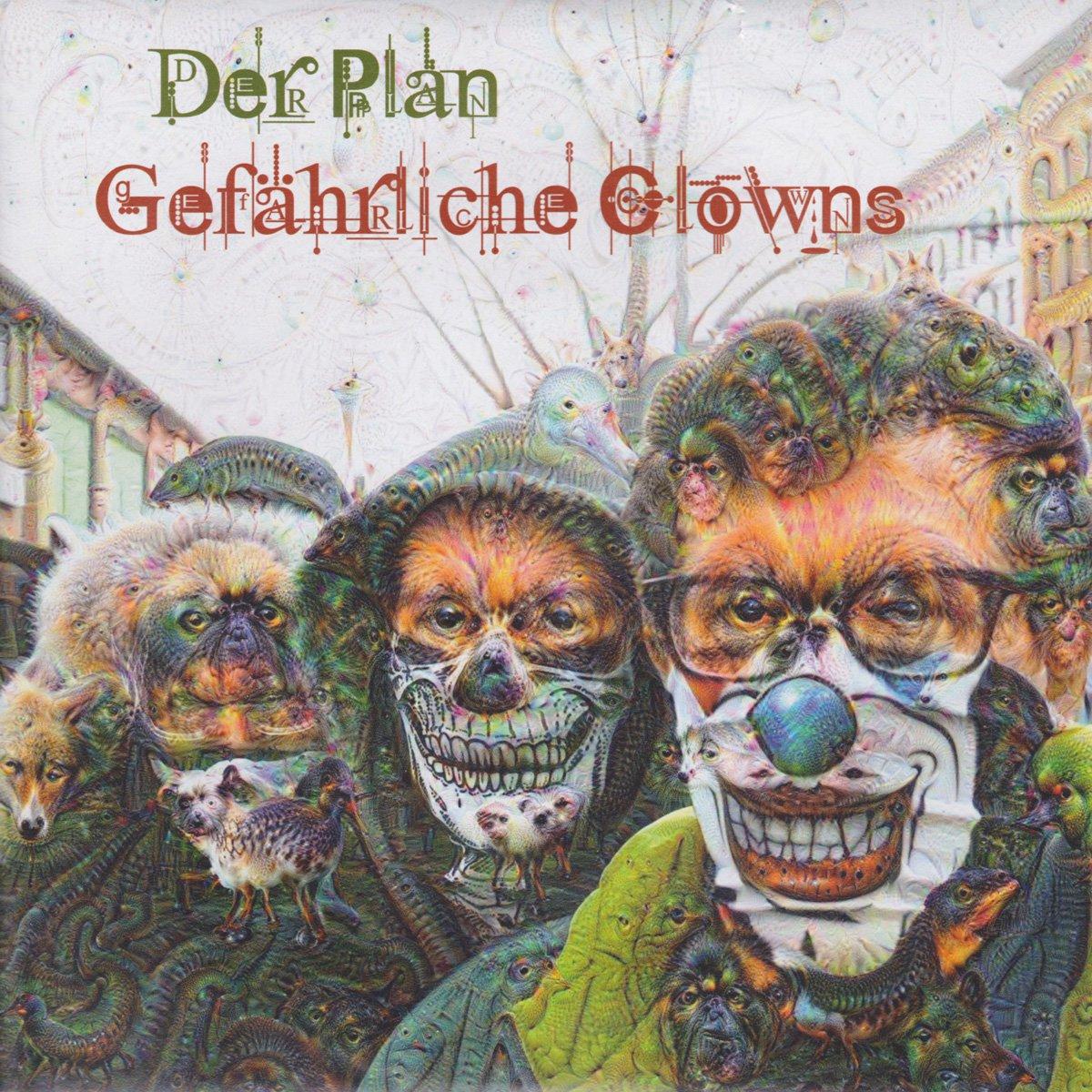 Der Plan - Gefährliche Clowns