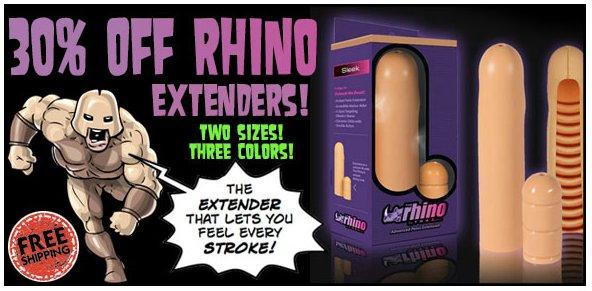 Rhino Traz In Action