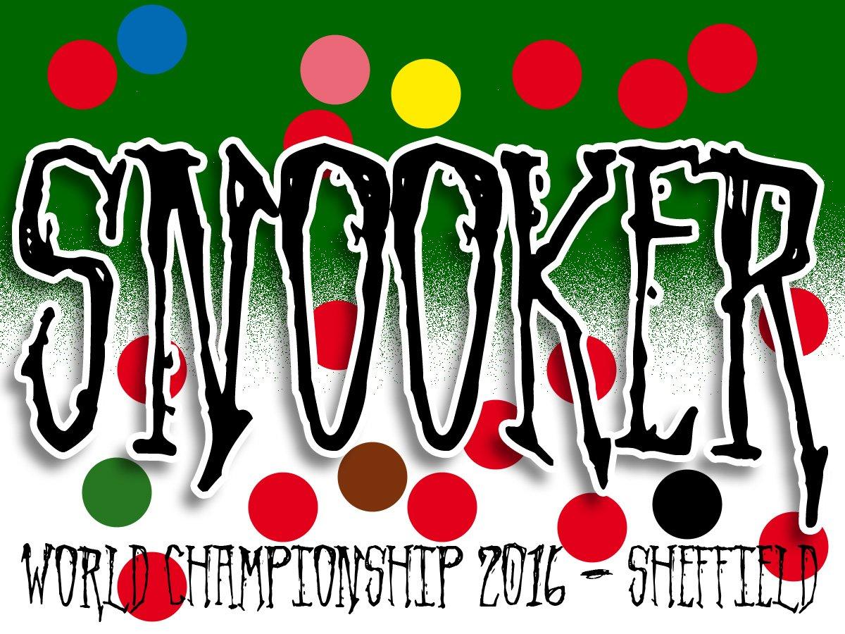 Snooker WM 2016