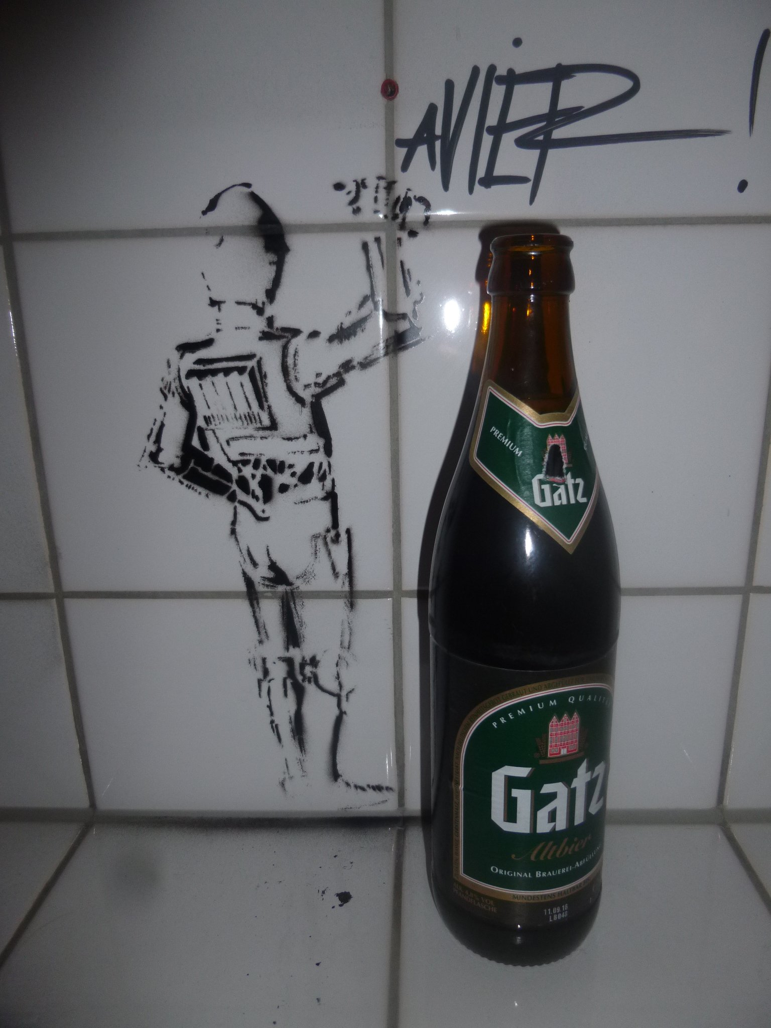 Gatz + C3PO