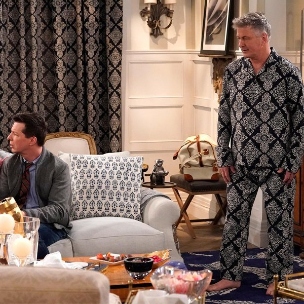Will & Grace: See Alec Baldwin reprise his role as Karen's lover