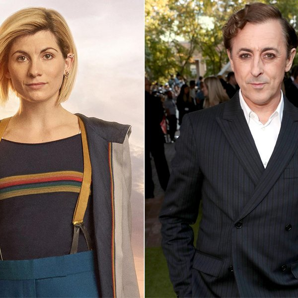 Doctor Who lands Alan Cumming as a 'nice baddie' guest star
