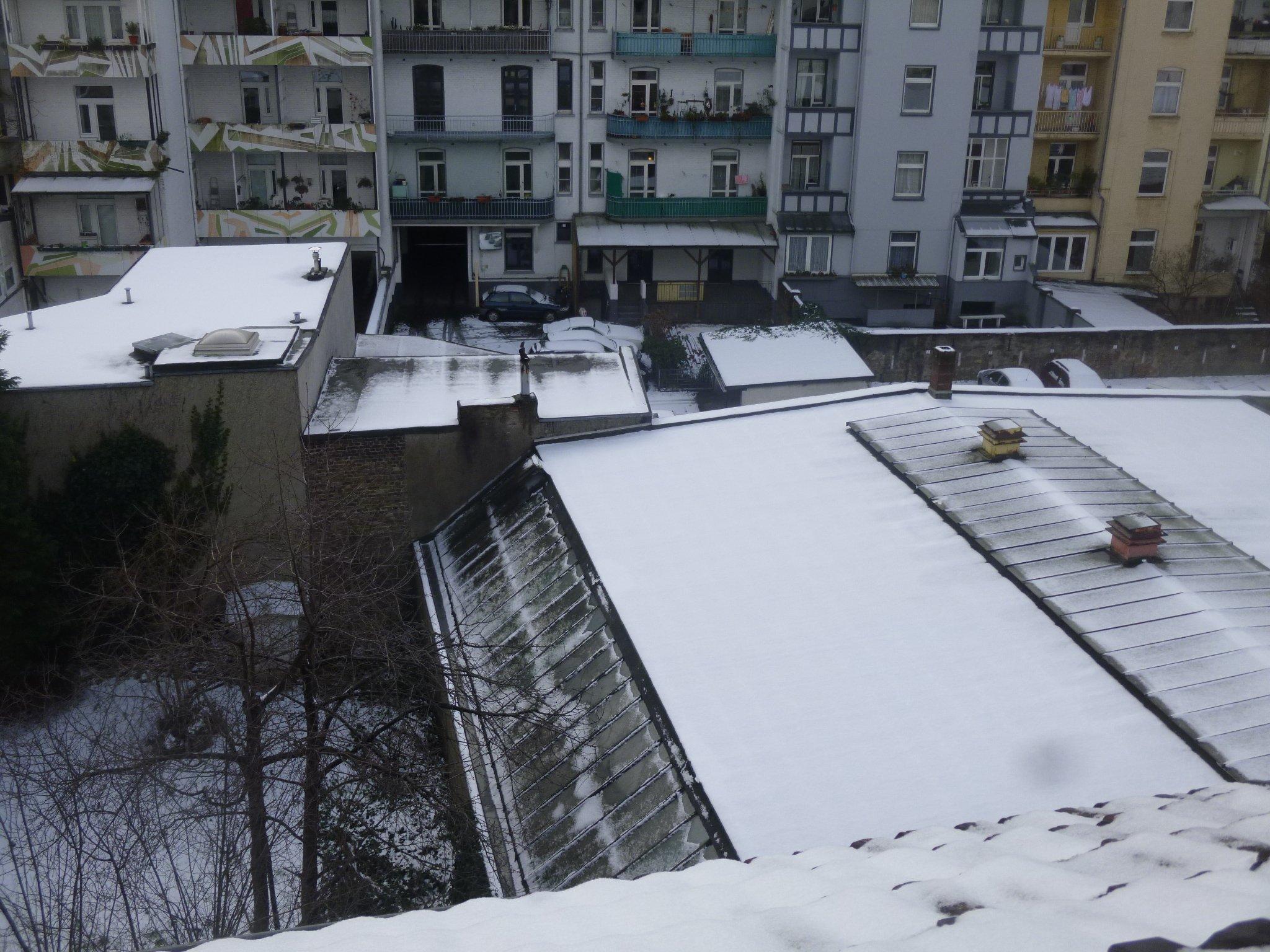 Schnee 29-12-2014