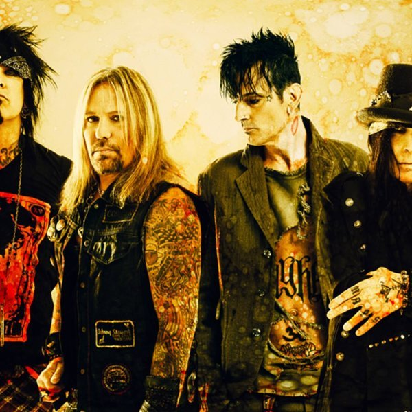 Mötley Crüe are kicking off their 40th anniversary celebrations this weekend