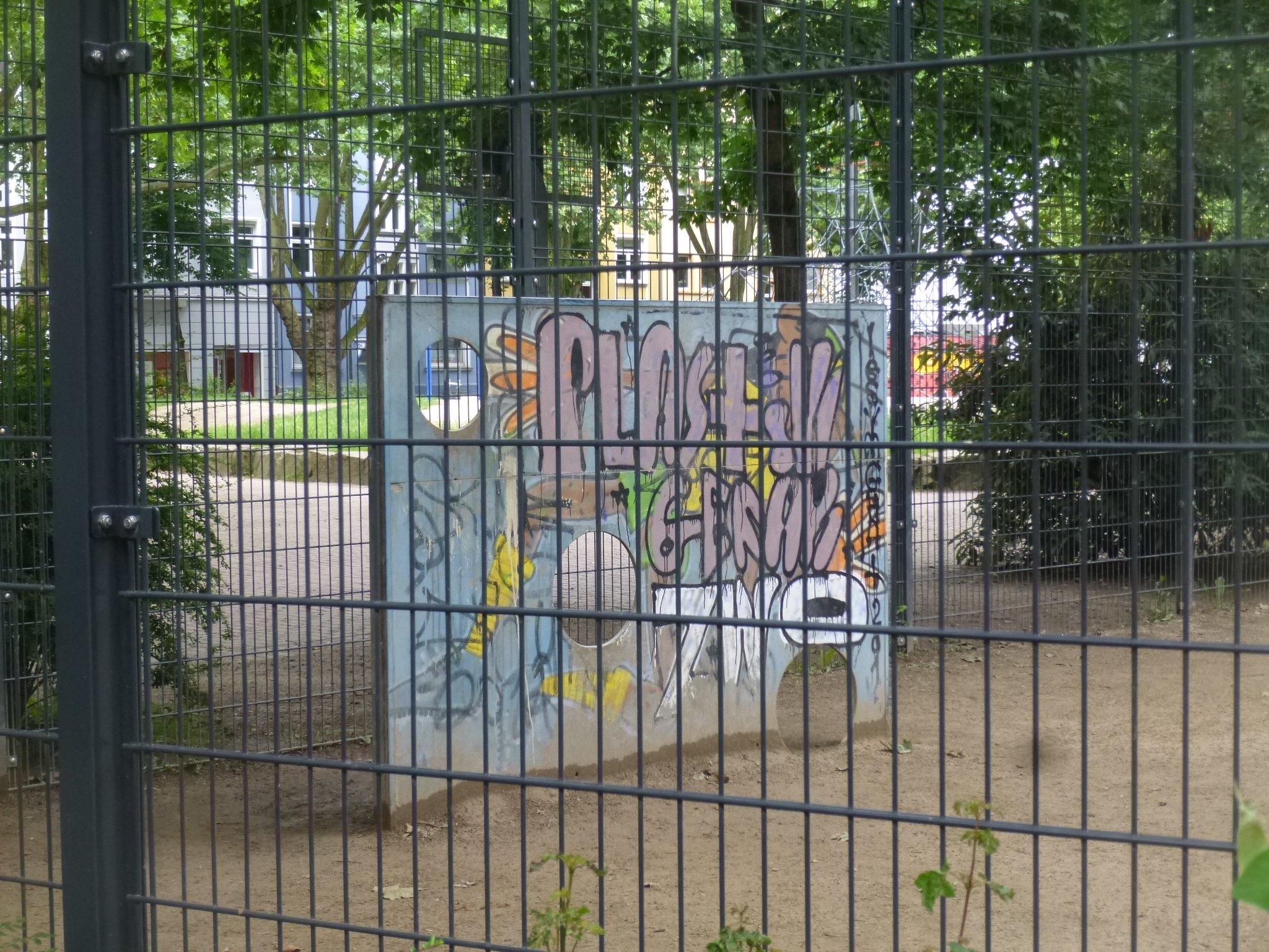 Torwand Hermannplatz