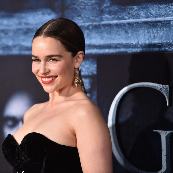 See How Emilia Clarke Celebrated Her Birthday on the Game of Thrones Set
