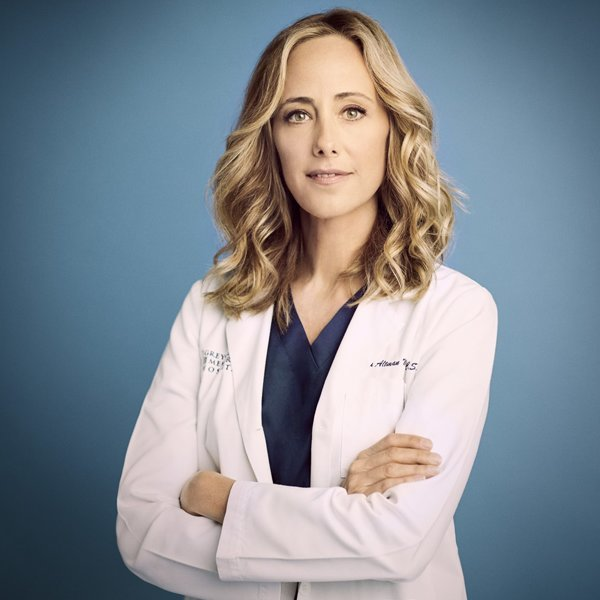 Grey's Anatomy's Kim Raver Opens Up About Her Character's Past Relationship with a Woman