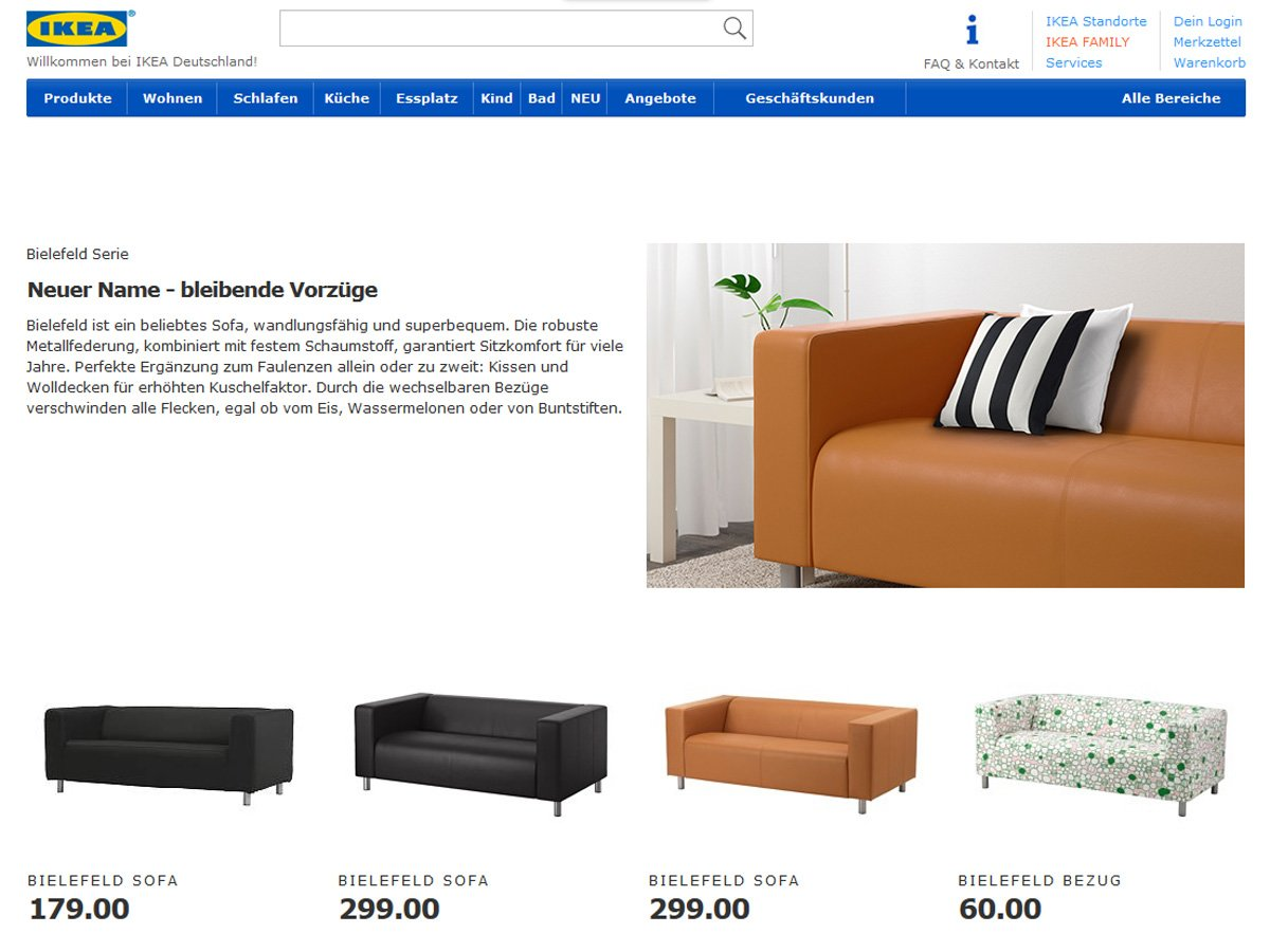 1.April - IKEA