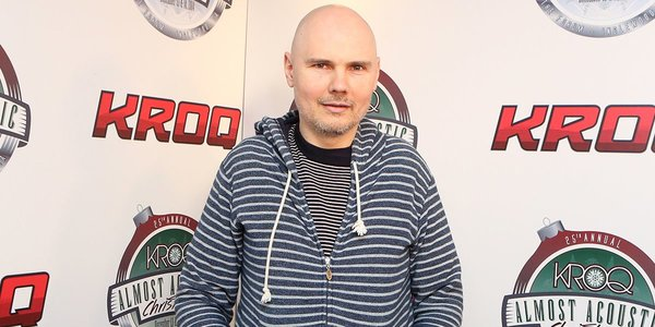 Billy Corgan Says He Would've Punched Kanye West at the Grammys