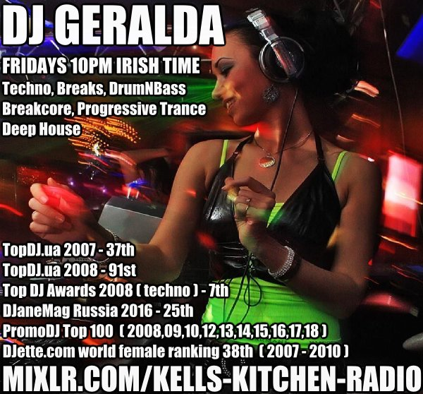 Photos from DJ Geralda (djgeralda) on Myspace