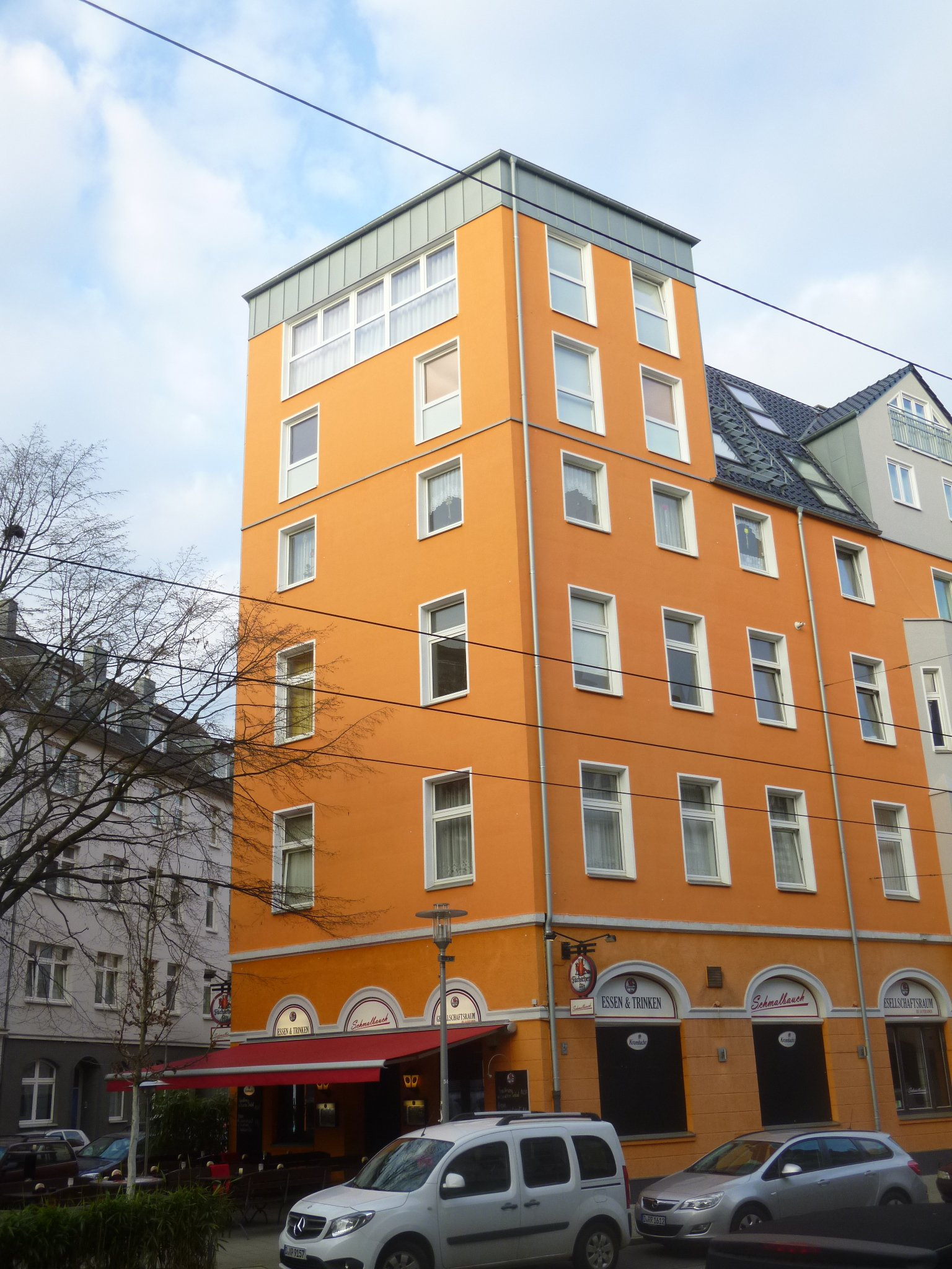 Eckhaus Birken-Wülfrather