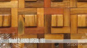 Romana Wood Mosaic Tiles - Alternative Choice to Glass Mosaic, Natural Stone Mosaic, Crystal Mosaic view on myspace.com tube online.