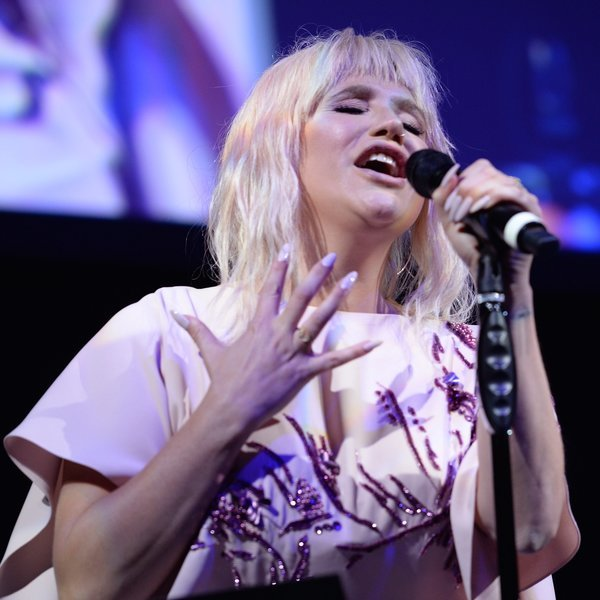 Watch Kesha Cover Lady Gaga's 'Til It Happens to You'